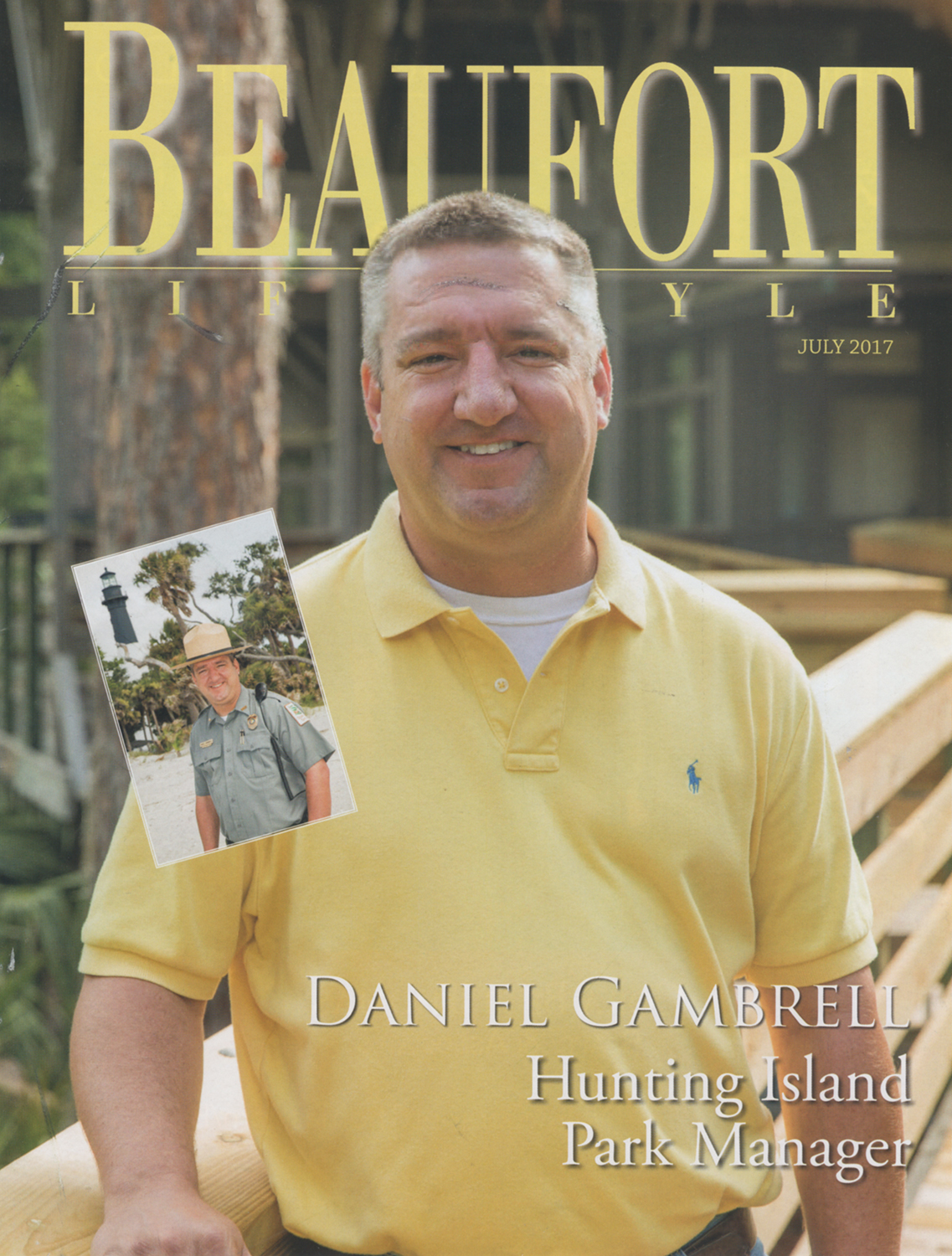 Editorial photography for Beaufort lifestyle magazine Daniel Gambrell
