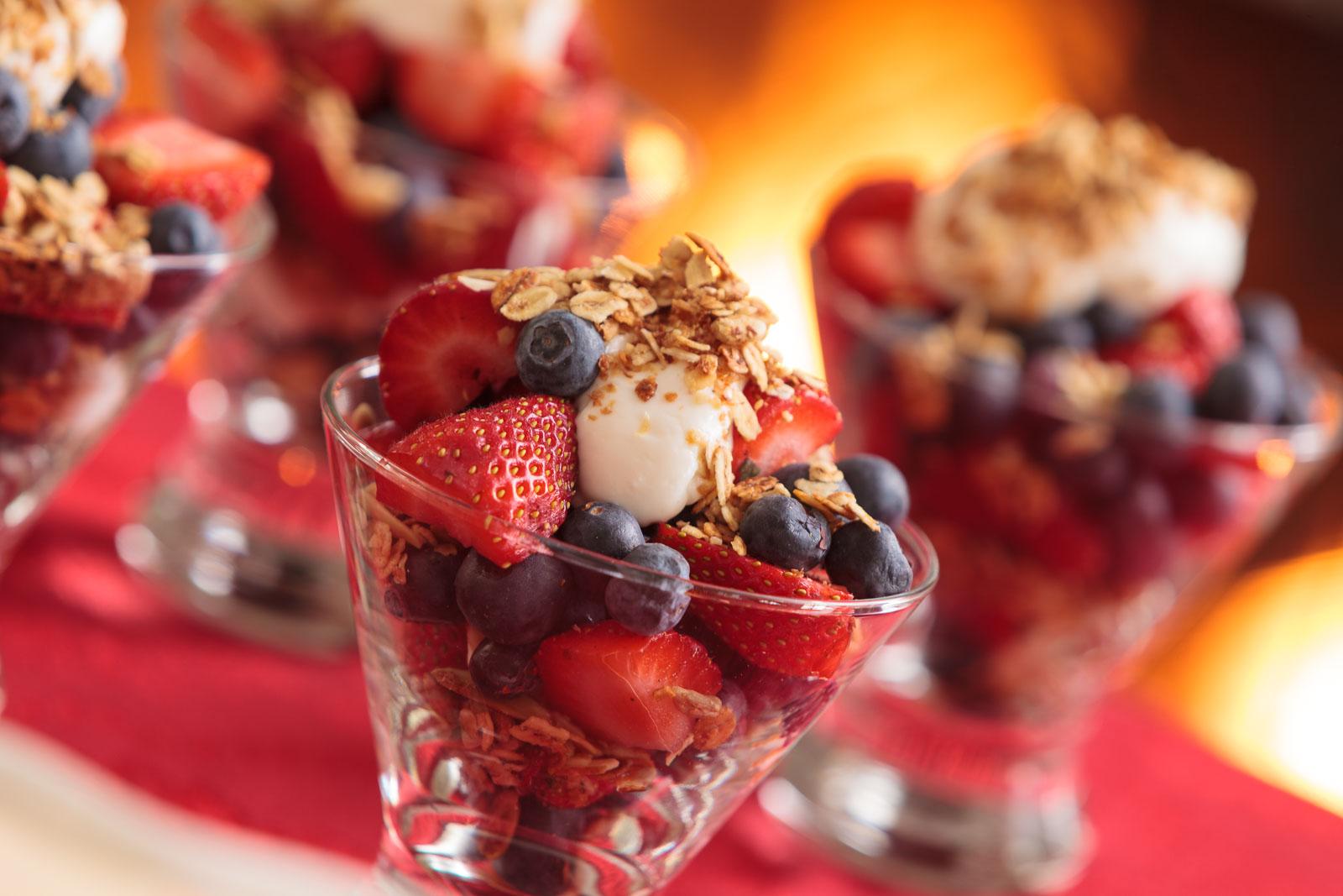 Food photograph fruit