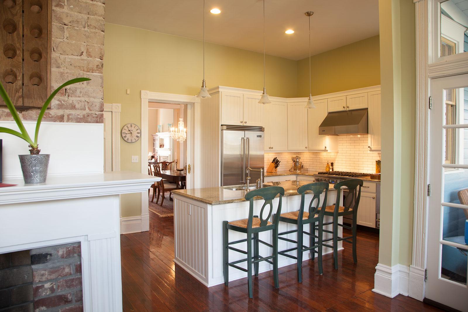 Interior Architecture photography kitchen