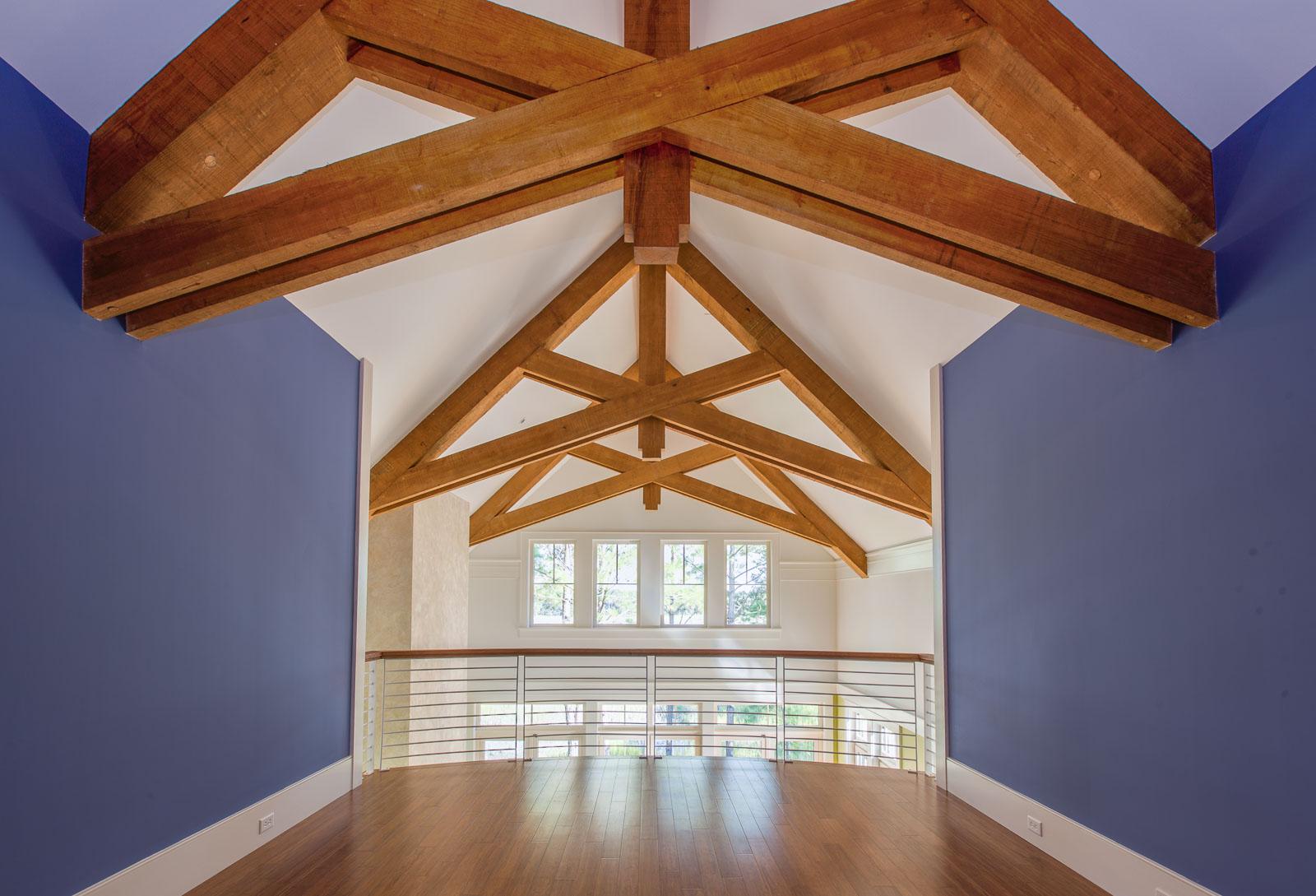 Charleston interior architectural photography of HGTV Dream house
