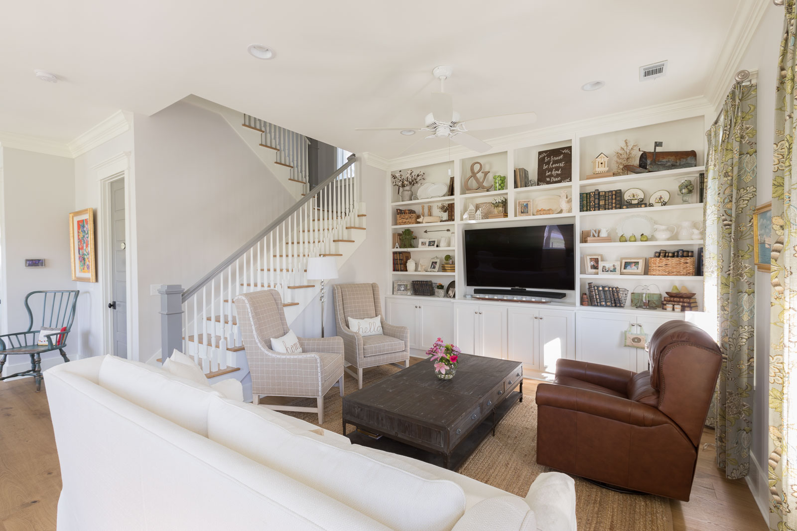 Interior architectural photography Beaufort, SC